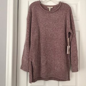 Jessica Simpson Sweaters - NWT Jessica Simpson Maternity Chenille Sweater